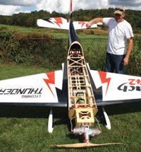 Pilot RC 40% Sbach 342