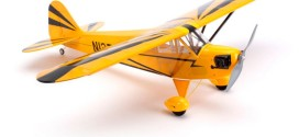 E-flite Clipped Wing J-3 Cub 250 ARF