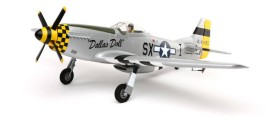 E-flite P-51D Mustang Basic and PNP