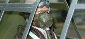 Frank Tiano Enterprises (FTE) Dogfighter Pilot Figure