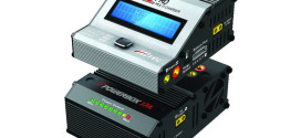 Hitec X1 Pro DC/DC Multicharger & ePowerBox 17A Power Supply