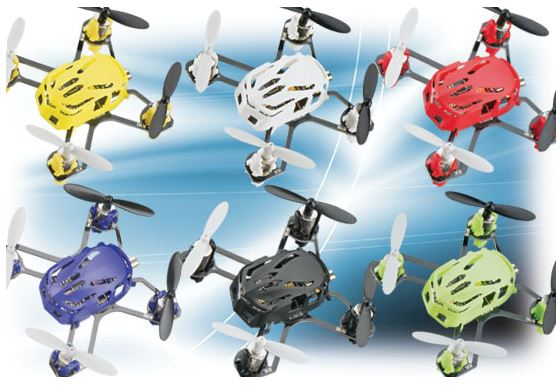 Estes Proto X Nano Quadcopter – New Colors!