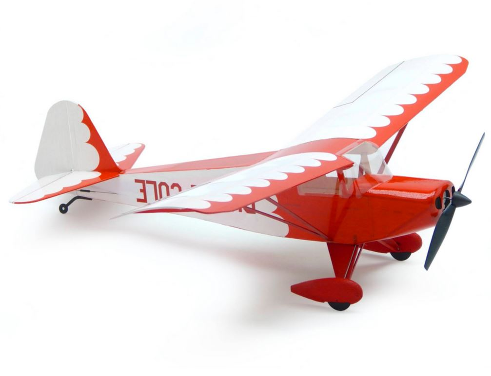 Stevens AeroModel Clipped-Wing Taylorcraft Kit