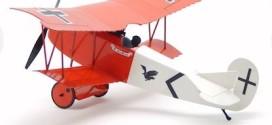 Stevens Aeromodel Fokker D.VIII Kit