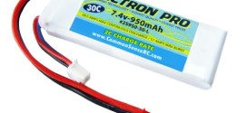 Common Sense RC Lectron Pro 7.4V 950mAh 30C for the Blade 200 QX