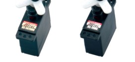 Hitec's Fast, Forceful, and Fantastic Digital HS-5070MH and Analog HS-70MG Servos