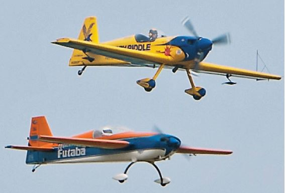 Model Aviation to be Showcased at EAA's AirVenture Air Show!