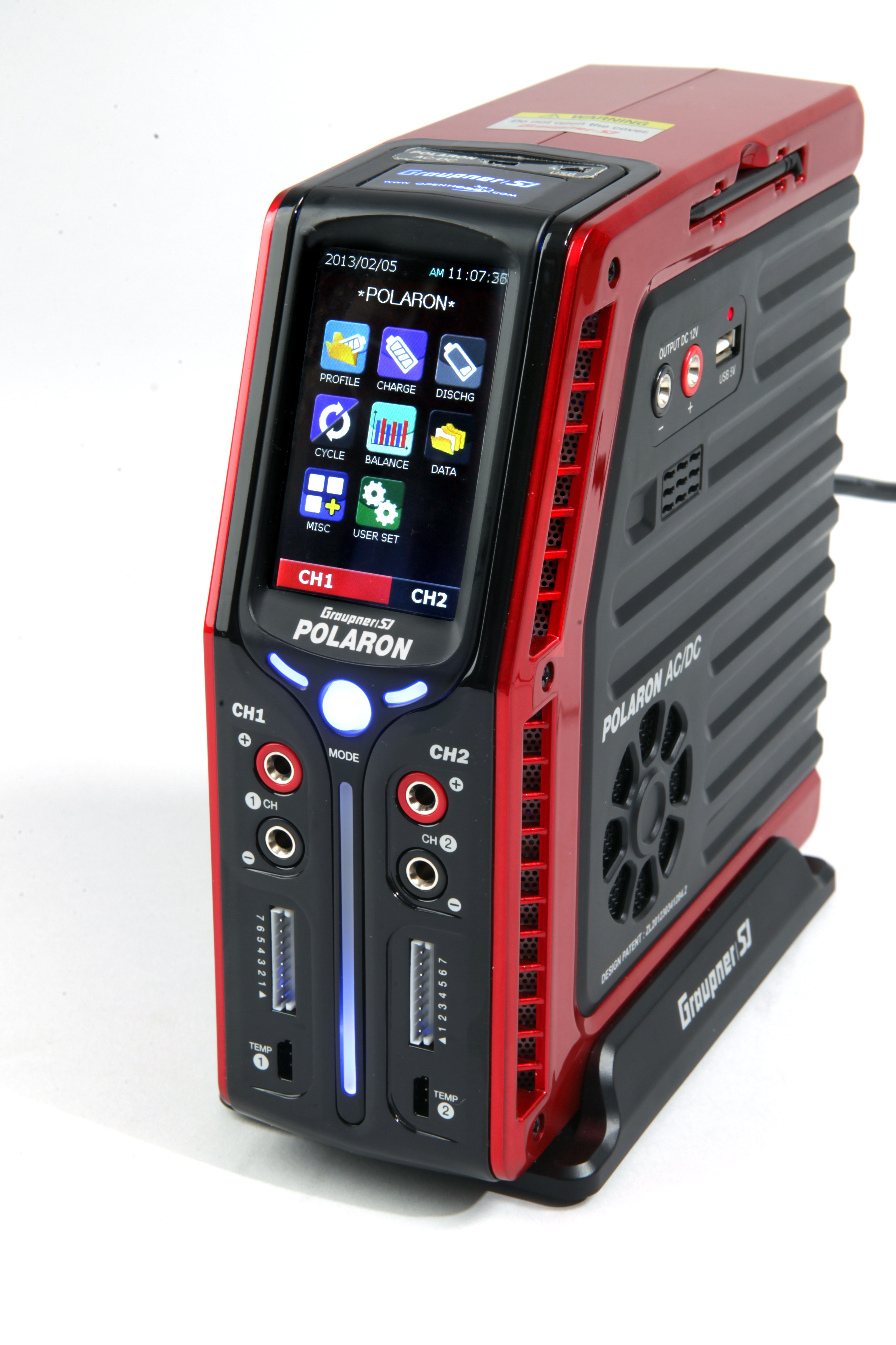 Graupner Polaron AC/DC 240W Charger