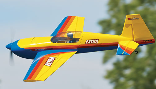 Great Planes Extra 300sp EP