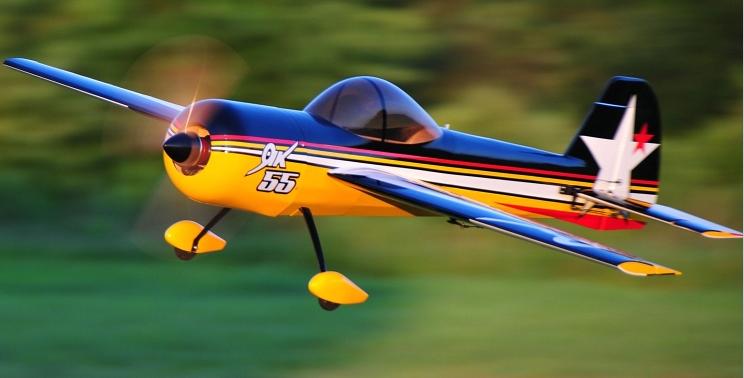 3D Hobbyshop Yak 55 60″