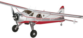 FlyZone Island Wings DHC-2 Beaver Rx-R 59.5″