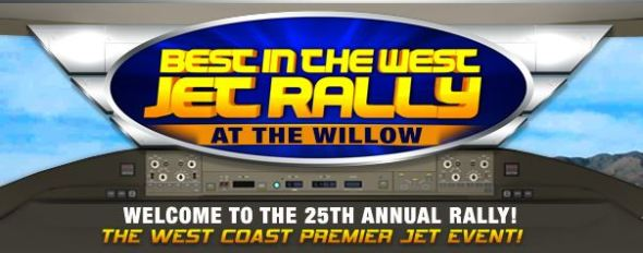 Best In The West Jet Rally
