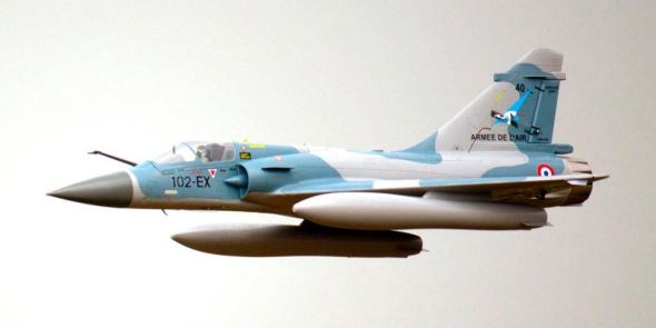Freewing Mirage 2000C-5 80mm EDF Jet_02