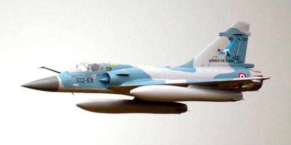 Freewing Mirage 2000C-5 80mm EDF Jet_02