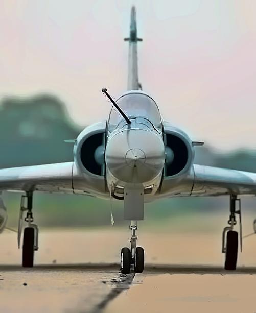 Freewing Mirage 2000C-5 80mm EDF Jet_05