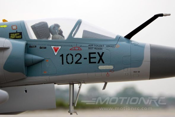 Freewing Mirage 2000C-5 80mm EDF Jet_06