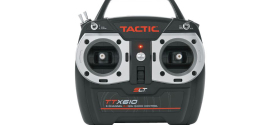 Tactic TTX610 Six Channel 2.4GHz SLT Transmitter/Receiver