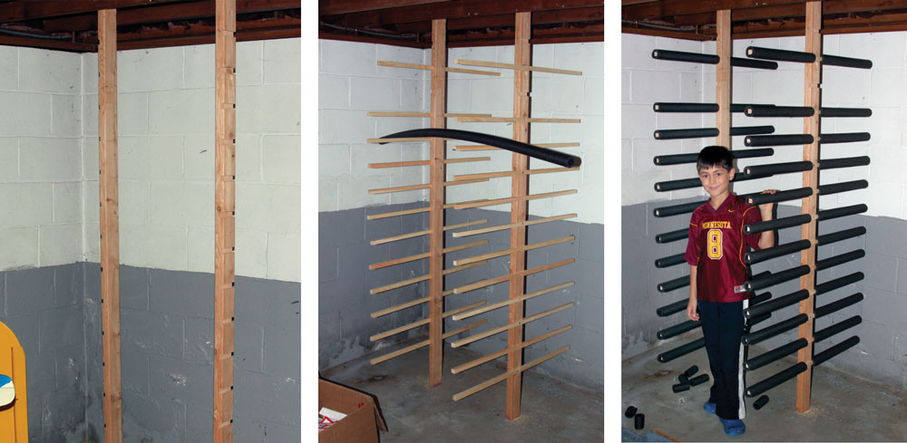 How To: Build a Simple Storage Solution
