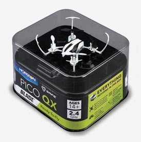 Blade Pico QX RTF with SAFE  Technology