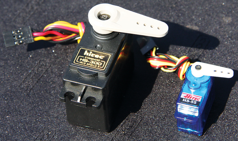 All About Servos