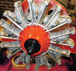How To: Detailing a FTE Scale Radial Engine Casting