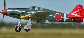 Diamond Hobby FMS Kawasaki KI-61 Hien High Speed PNP