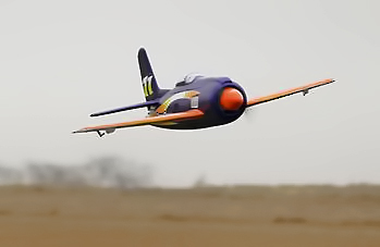 E-flite Rare Bear with AS3X® Technology BNF Basic