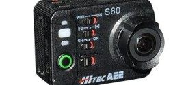 Lights … Camera … Action! Hitec/AEE Announce Their New MD10 and S60 Action Cameras