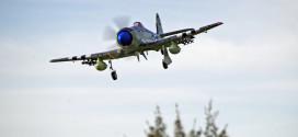 Video: Avios Hawker Sea Fury FB11 In Action!