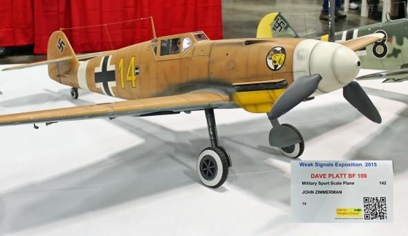 Platt BF-109