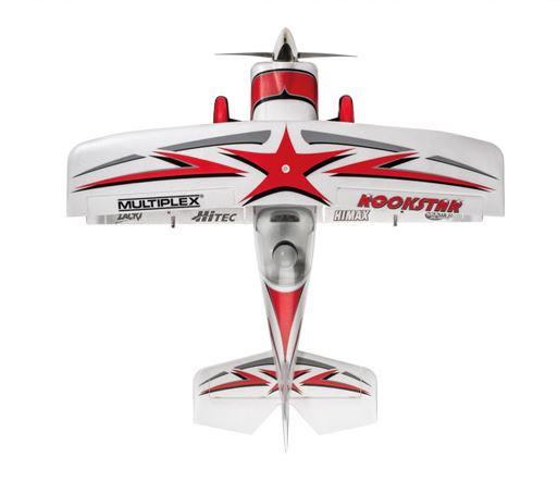 Multiplex Rockstar Aerobatic Biplane