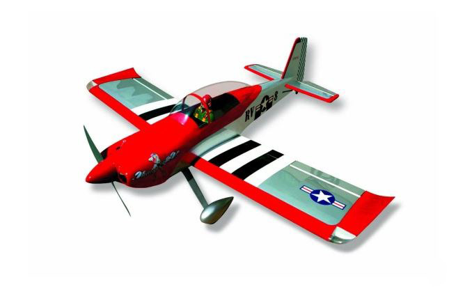 "Sig Announces the Release of the Seagull Models Van's RV-8 ""Diamond Di"""