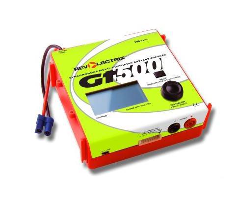 Revolectrix GT500 500 Watt Multi-Chemistry 8S Battery Charger