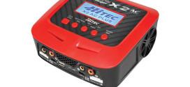 Hitec X2 AC Plus 2 Port AC/DC Multi-Charger