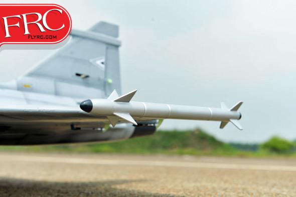 Phoenix Model® 17 Gripen EDF Jet ARF Arms