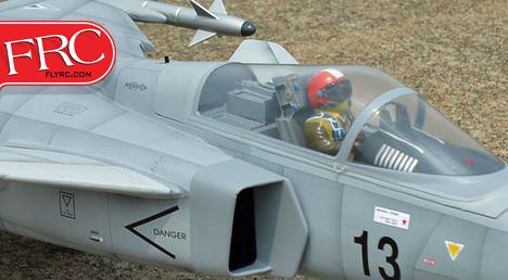 Phoenix Model® 17 Gripen EDF Jet ARF Cockpit