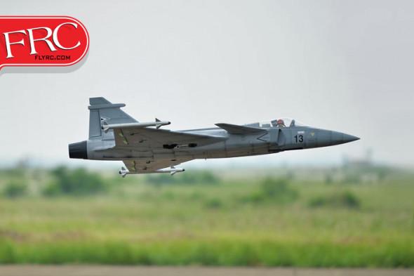Phoenix Model® 17 Gripen EDF Jet ARF Pass