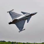 Phoenix Model® 17 Gripen EDF Jet ARF Pass1