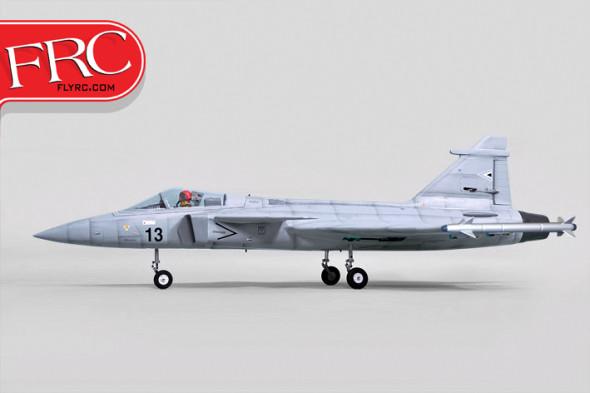 Phoenix Model® 17 Gripen EDF Jet ARF Stud1