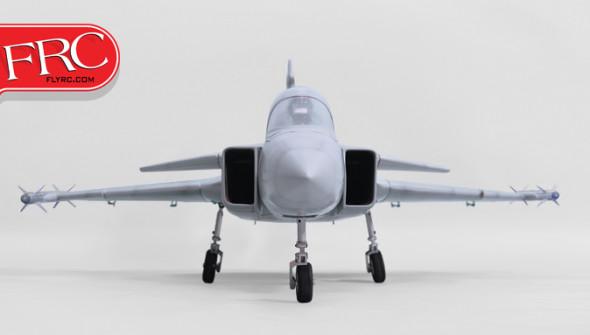 Phoenix Model® 17 Gripen EDF Jet ARF Stud2