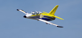 Video of the Flyzone L-39 EDF in Action!
