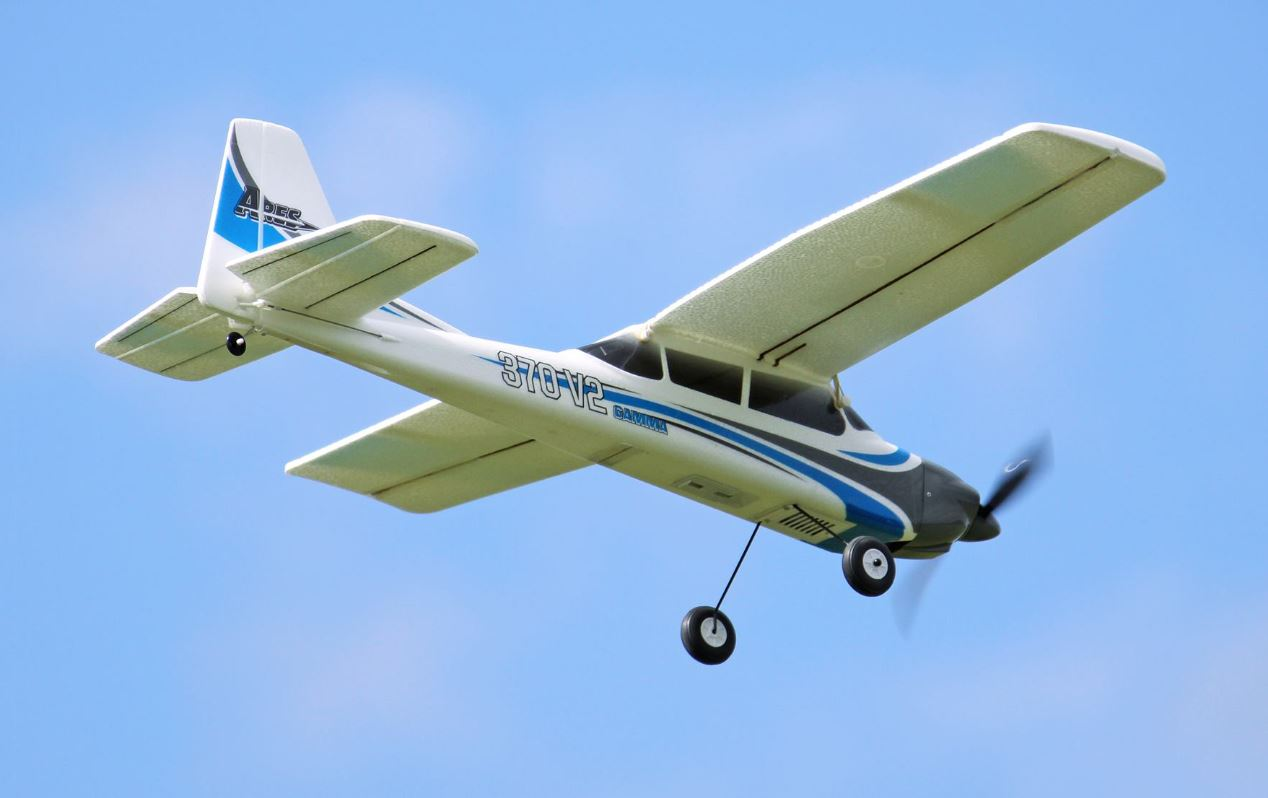 Gamma 370 V2 Trainer and Pro V2 Aerobat