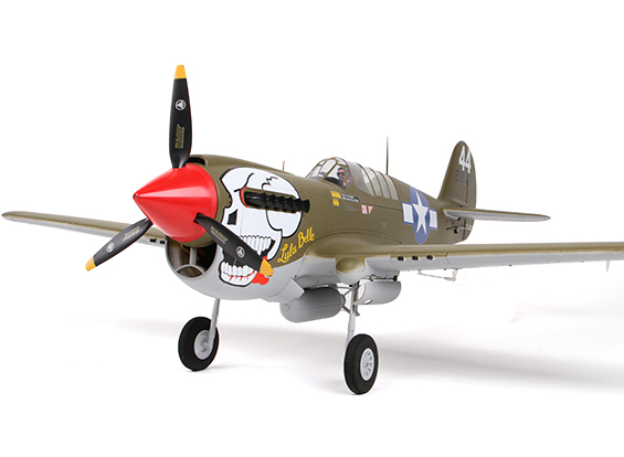 Durafly Curtiss P-40N Warhawk 1100mm PNF