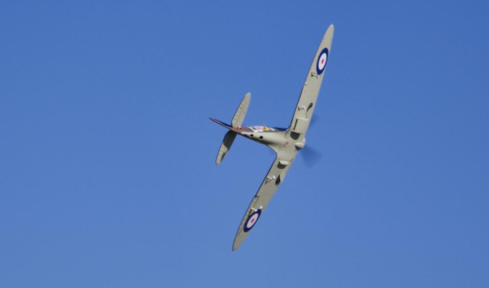 Video: Durafly Spitfire Mk1a Teaser