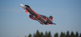 Video: Twisted Hobbys RCF F-22 Raptor EPP Jet