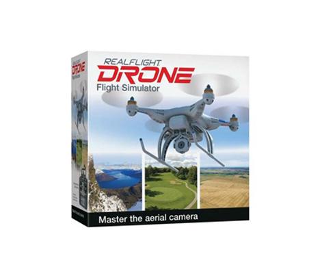 Great Planes RealFlight Drone Flight Simulator
