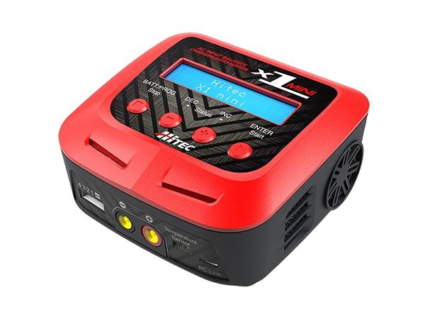Hitec X1 Mini Universal AC Input Balance Charger/Discharger
