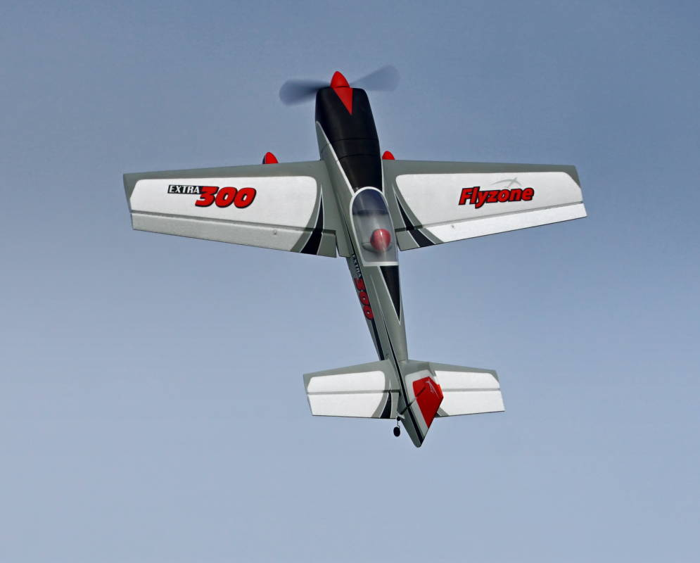 Video: Flyzone Extra 300 SX Takes to the Skies!