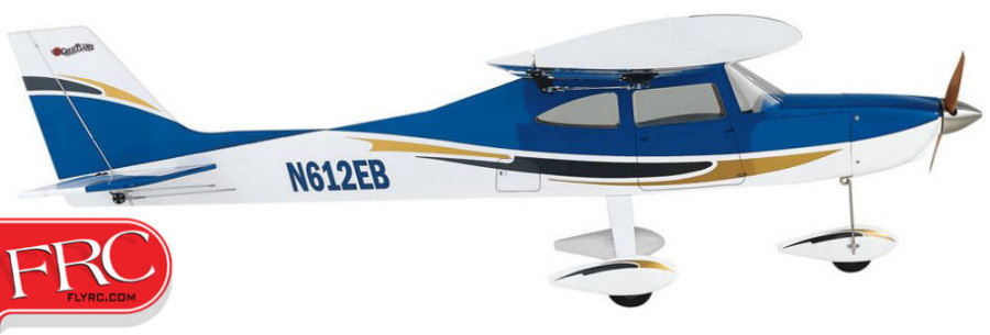 TowerHobbies.com Great Planes Avistar GPEP Sport Trainer ARF 90-01