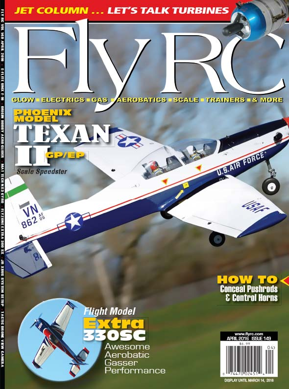 Fly RC - Issue 148 March 2016